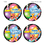 Teacher Created Resources TCR4496 Happy Birthday Wear Em Badges