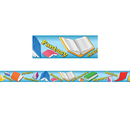Teacher Created Resources TCR4679 Reading Straight Border Trim