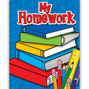 Teacher Created Resources TCR4941 My Homework Pocket Folder