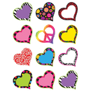 Teacher Created Resources TCR5184 Hearts Mini Accents