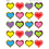 Teacher Created Resources TCR5185 Fancy Hearts Stickers