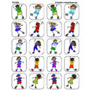 Teacher Created Resources TCR5256 Fantastic Kids Stickers