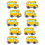 Teacher Created Resources TCR5294 School Bus Accents 30 Pc