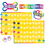Teacher Created Resources TCR5330 Paw Prints Counting To 100 Bulletin - Board Set