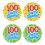 Teacher Created Resources TCR5393 100 Days Smarter Wear Em Badges