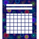 Teacher Created Resources TCR5447 Fireworks Incentive Charts Pack
