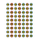 Teacher Created Resources TCR5719 Carnival Mini Stickers