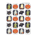 Teacher Created Resources TCR5729 Sw Halloween Stickers 120 Stks