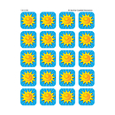 Teacher Created Resources TCR5730 Summer Sunshine Stickers 120 Stks