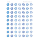 Teacher Created Resources TCR5770 Winter Mini Stickers 378 Stks