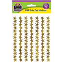 Teacher Created Resources TCR5799 Gold Foil Star Stickers Valu Pak
