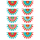 Teacher Created Resources TCR5807 Carnival Bunting Accents
