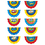 Teacher Created Resources TCR5824 Superhero Bunting Accents