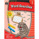 Teacher Created Resources TCR5943 Ready Set Learn Word Searches Gr 1
