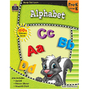 Teacher Created Resources TCR5951 Ready Set Learn Alphabet Gr Pk-K