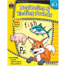 Teacher Created Resources TCR5952 Ready Set Learn Beginning & Ending Sounds Gr K-1