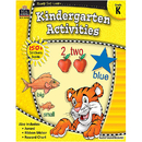 Teacher Created Resources TCR5959 Ready Set Learn Kindergarten Activities Gr K