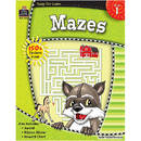Teacher Created Resources TCR5961 Ready Set Learn Mazes Gr 1