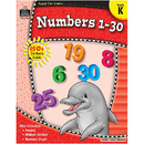 Teacher Created Resources TCR5963 Redy Set Learn Numbers 1-30 Gr K