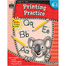Teacher Created Resources TCR5967 Ready Set Learn Printing Practice Gr K-1
