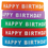 Teacher Created Resources TCR6559 Happy Birthday Wristbands 10/Pk