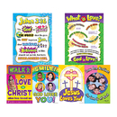 Teacher Created Resources TCR7037 God Is Love Bulletin Board