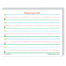 Teacher Created Resources TCR76503 Smart Start K-1 Writing Paper 360 - Sheets