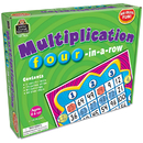 Teacher Created Resources TCR7803 Multiplication Four-In-A-Row Game