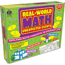 Teacher Created Resources TCR7804 Real World Math Unexpected Events Game