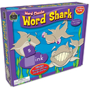 Teacher Created Resources TCR7806 Word Shark Word Chunks Game