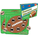 Teacher Created Resources TCR7807 Football Multiplication Game