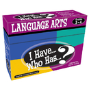 Teacher Created Resources TCR7816 I Have Who Has Language Arts Games Gr 3-4