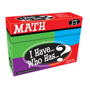 Teacher Created Resources TCR7818 I Have Who Has Math Games Gr 2-3