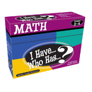 Teacher Created Resources TCR7819 I Have Who Has Math Games Gr 3-4