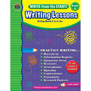 Teacher Created Resources TCR8072 Write From The Start Gr 4 Writing Lesson