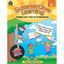 Teacher Created Resources TCR8840 Summertime Learning Gr K