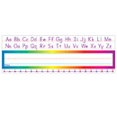 Teachers Friend TF-1528 Alphabet-Number Line Standard Name Plates