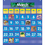 Teachers Friend TF-5101 Monthly Calendar Pocket Chart Gr K-5