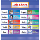 Teachers Friend TF-5103 Class Jobs Pocket Chart Gr K-5