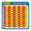 Teachers Friend TF-7005 Counting To 100 4In Learning Stickers 20 Per Pack