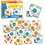Scholastic Teaching Resources TF-7155 Numbers Learning Puzzles