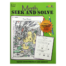Lorenz / Milliken TL-10558 Math Seek And Solve Book