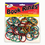 The Pencil Grip TPG189 Book Rings Assorted Colors 50Pk