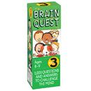 Workman Publishing WP-16653 Brain Quest Gr 3