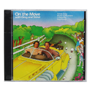 Creative Teaching Press YM-005CD On The Move Cd Greg & Steve