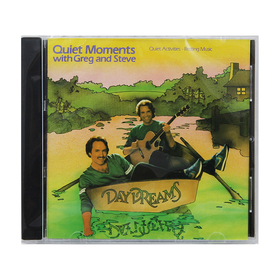 Creative Teaching Press YM-006CD Quiet Moments Cd Greg & Steve, Price/EA