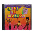 Creative Teaching Press YM-008CD Kids In Motion Cd Greg & Steve