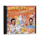 Creative Teaching Press YM-009CD Holidays & Special Times Cd Greg & Steve