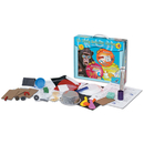 The Young Scientist Club YS-WH9251109 Kit Magnetism Static Electricity Tornadoes Clouds Water Cycle Tysc