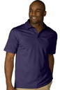 Edwards Garment 1576 Polo - Men's Dry-Mesh Solid Performance Polo